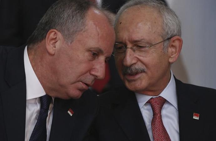 Muharrem İnce CHP'nin başına geçebilir mi?