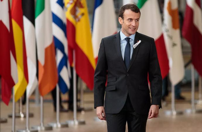 """Fransa'ya """"AB'den ayrıl, aramızda anlaşalım"""" teklifi"""