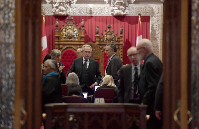Kanada'da Uyuşturucu Yasal Hale Geliyor