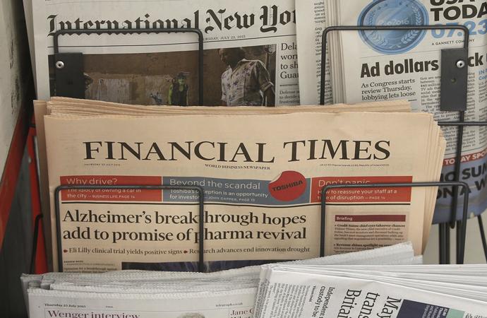 İngiliz ekonomi gazetesinin Albayrak tepkisi