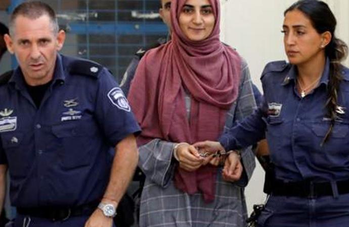 İsrail mahkemesi Ebru Özkan'ın şartlı tahliyesine hükmetti 