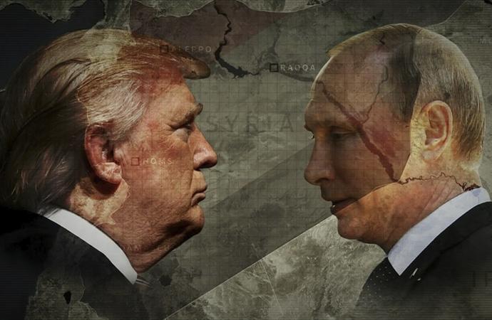 """""""Trump, Suriye'yi Putin'e bırakıyor"""" iddiası"""