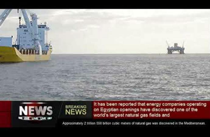 Mısır açıklarında doğalgaz bulundu, İsrail firmaları koştu