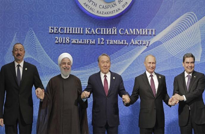 Hazar denizi anlaşmasına İran'da tepki var