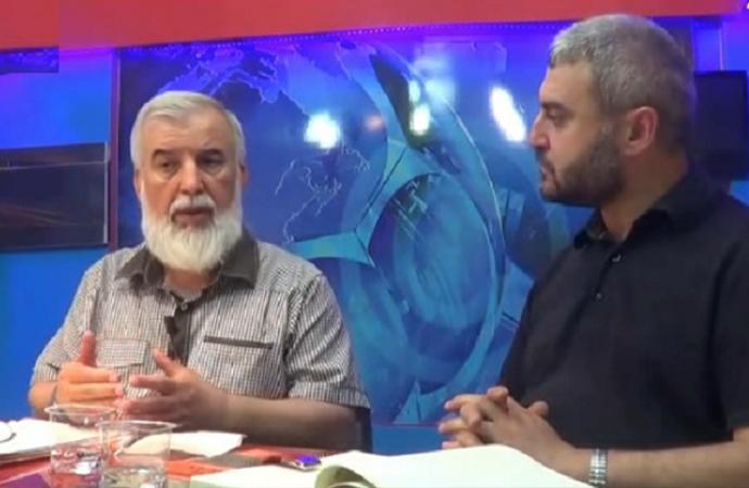 Ahmed Kalkan: 'Emri bil maruf ve nehyi anil münker can simidine sarılmalıyız'