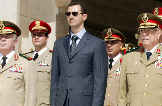 """Suriyeli Generalden tehdit: """"Gelen mültecilere koyunlara davrandığımız gibi davranacağız"""""""