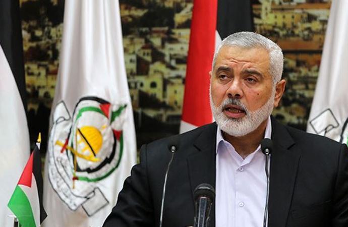 Heniyye: Hamas heyeti görüşlerimizi Kahire'ye iletecek 