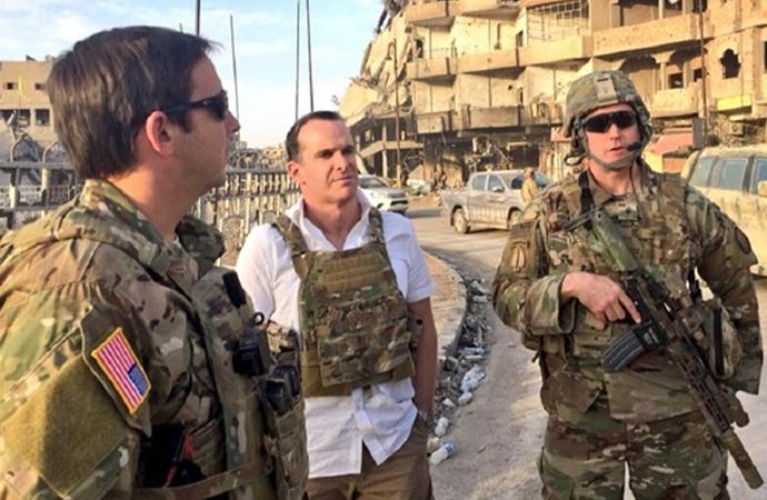 ABD, PKK'yı İdlib'e sevk ediyor