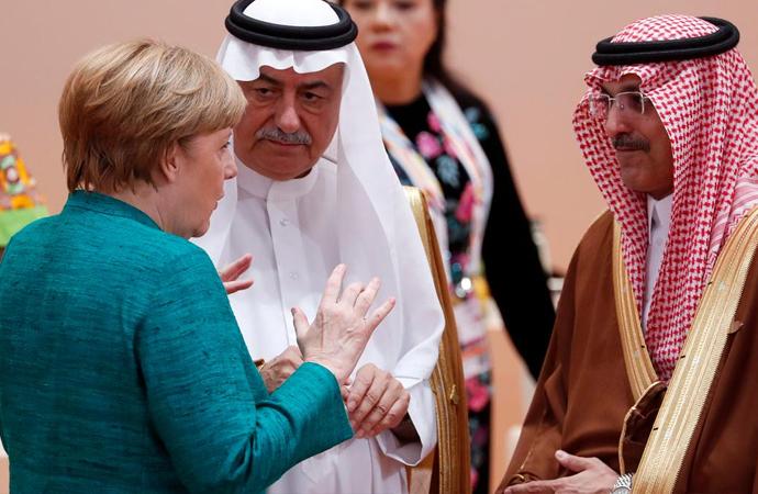 Alman hükümeti silah satışına onay verdi