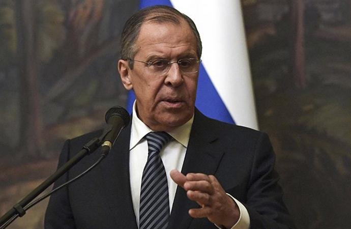 Lavrov: Asıl tehlike Fırat'ın doğusunda