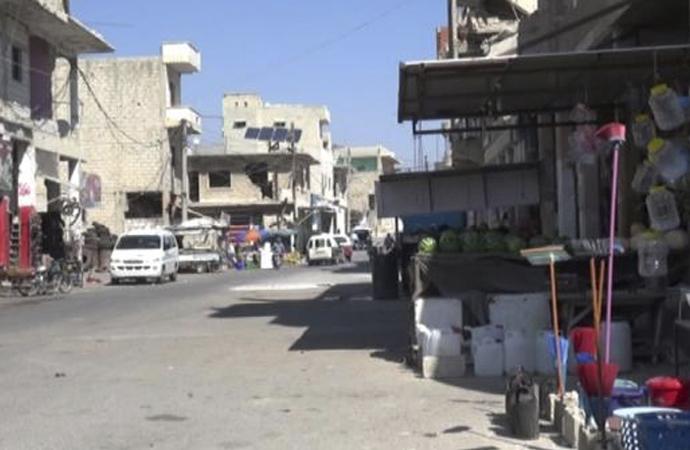 İdlib kent merkezinde son durum