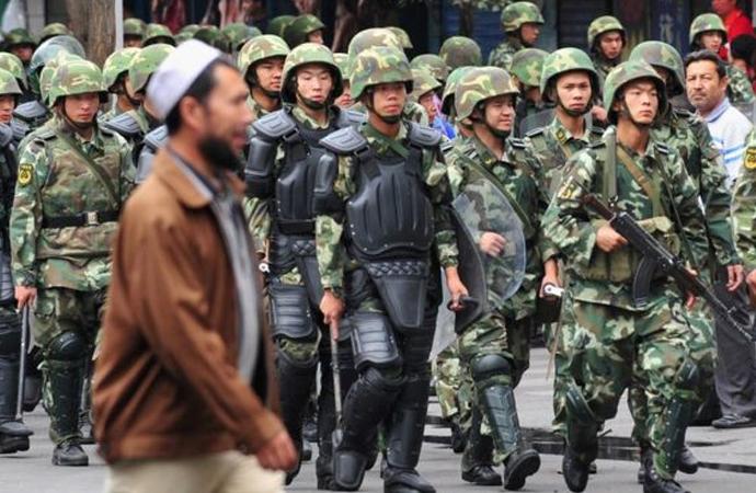 ABD'nin Çin'e karşı Uygur Türkleri kararı