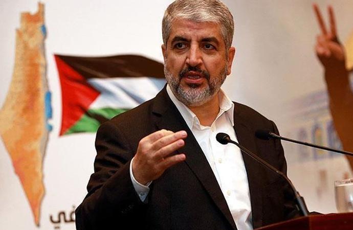 Halid Meşal, El Cezire'ye konuştu