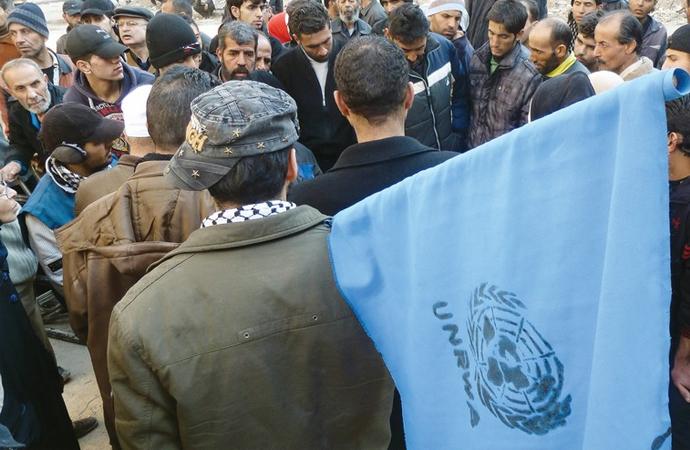 ABD, UNRWA Desteğini Neden Kesti?