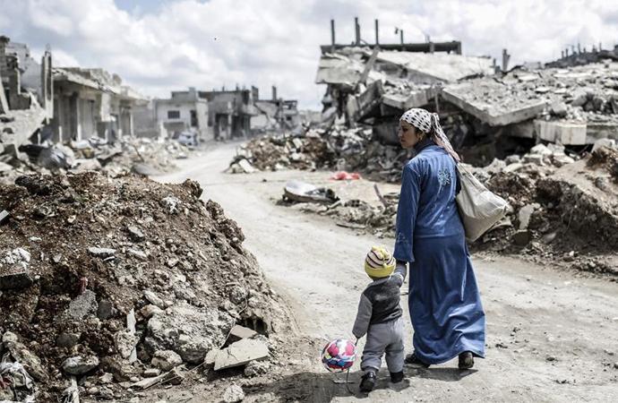 Yılmaz Bilgen: İnsanlık Suriye'de dibe vurdu!
