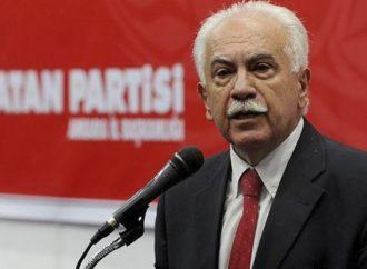 Brunson kararı için Türk hukukuna bir savunma da Doğu Perinçek'ten