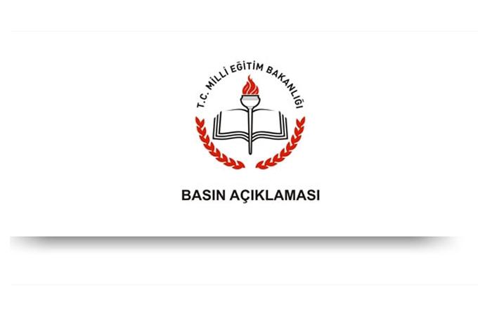 Bakanlıktan 'Öğrenci andı' ile ilgili basın açıklaması