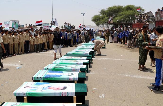 Suudiler 'yanlışlıkla' sivilleri vurmamak için yoğun çaba harcıyor!