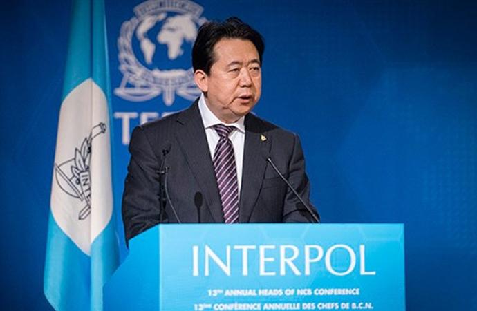 Uluslararası Polis İşbirliği Teşkilatı'nın başkanı Fransa'da kayboldu