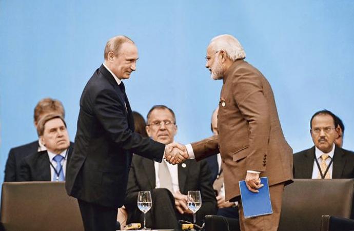 ABD'ye rağmen Hindistan'dan Rusya ile anlaşma
