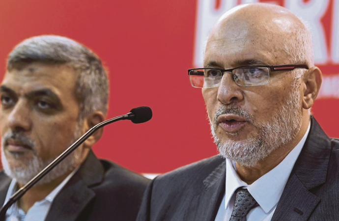 Mahir Salah: İşgal rejimine baskılar devam etmeli
