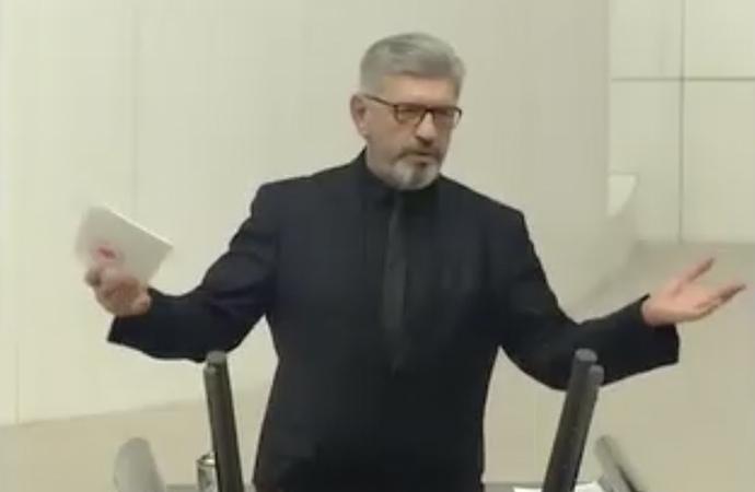 "Cihangir İslam: ""İşte bu yüzden Saray'a karşıyız"""