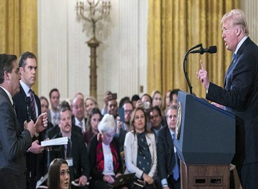 ABD'de iç çekişme devam ediyor:CNN, Beyaz Saray'a dava açtı