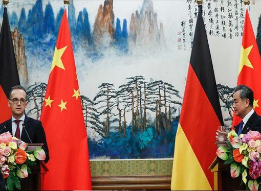 Çin'in 'Uygur kamplarına' tepki Alman bakandan geldi