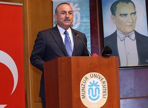 Çavuşoğlu: 'Medeniyetler İttifakını yeniden canlandıracağız'