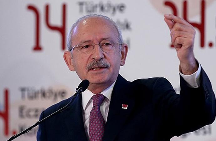 Kılıçdaroğlu'ndan 'Laiklik ve Demokrasi' vurgusu