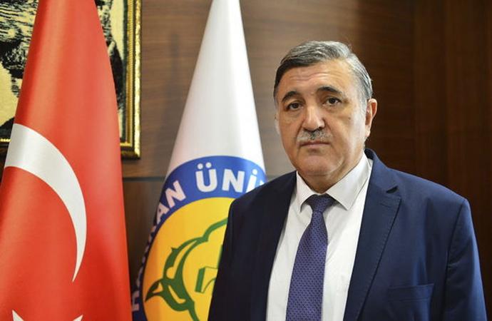 Harran Üniversitesi Rektörü Taşaltın istifasını bildirdi