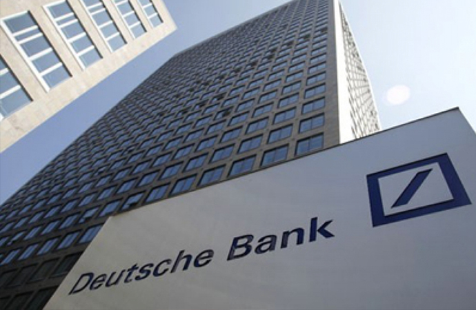 Almanya'nın en büyük bankasına 'Kara para' operasyonu
