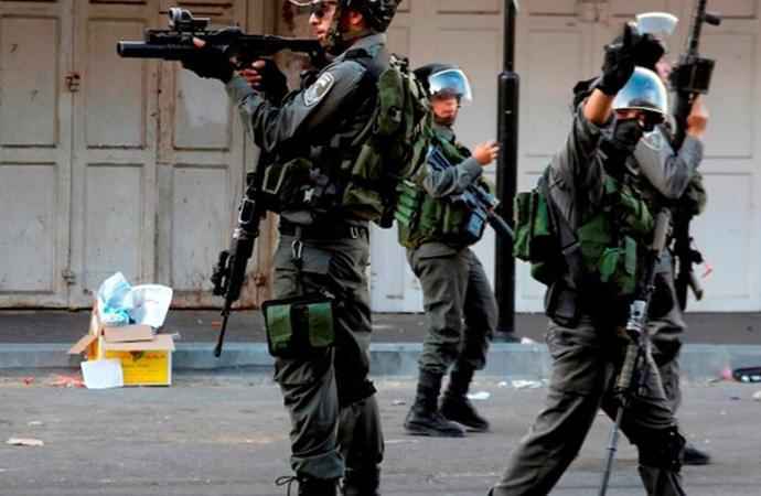 Hamas, işgalci İsrail'in bir aylık ihlal raporunu yayınladı