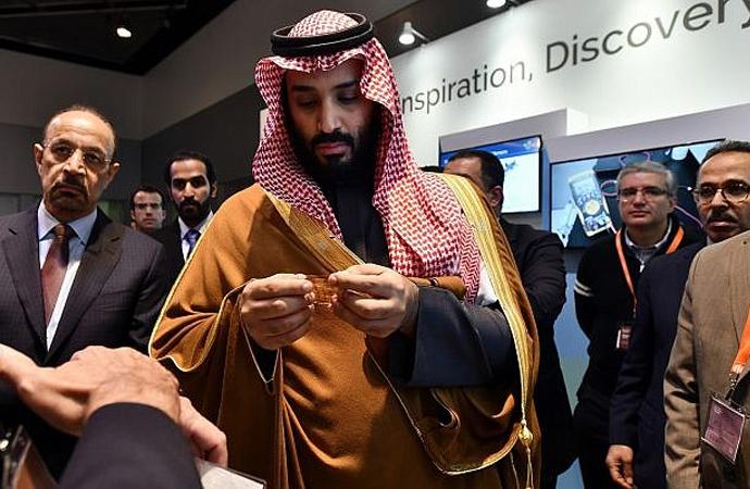 Suudi Arabistan'ın ilk nükleer araştırma reaktörünün temeli atıldı