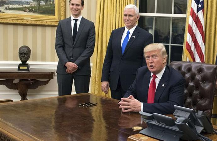 Trump'tan seçim sonuçlarıyla ilgili ilk açıklama: Muazzam bir başarı