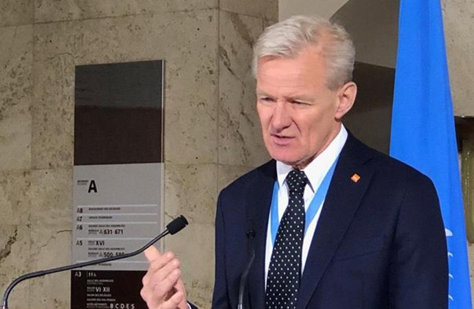 'BM olarak Suriye'de kesinlikle başarısız olduk'