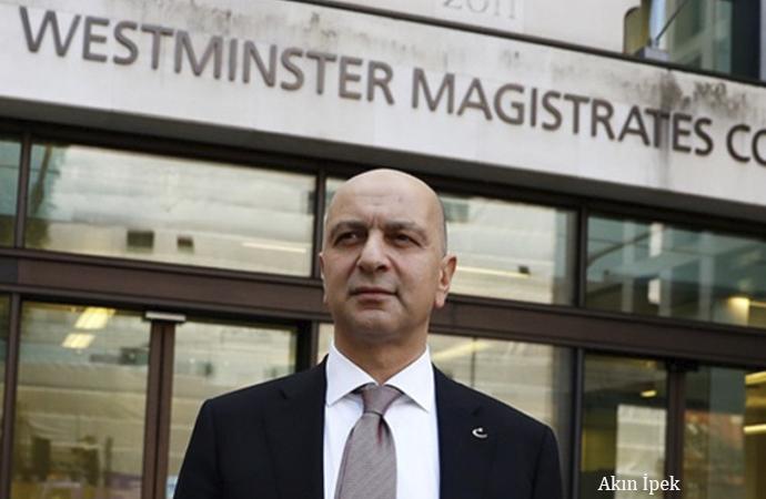 Türkiye'nin talebini reddeden İngiliz mahkemesinde temyiz yolu