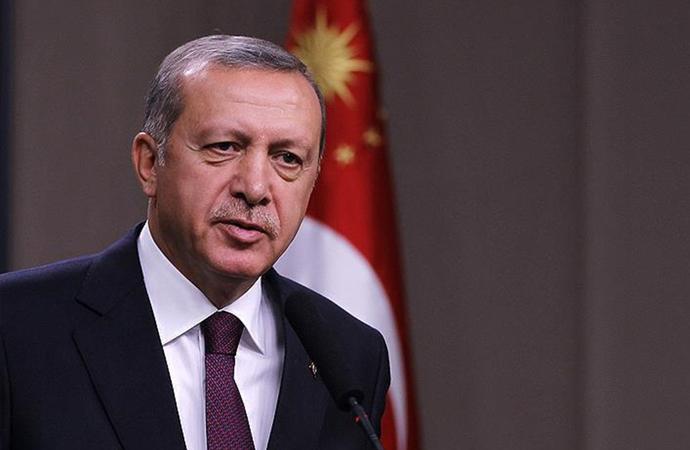 Erdoğan'dan 'Hanuka bayramı' tebriği