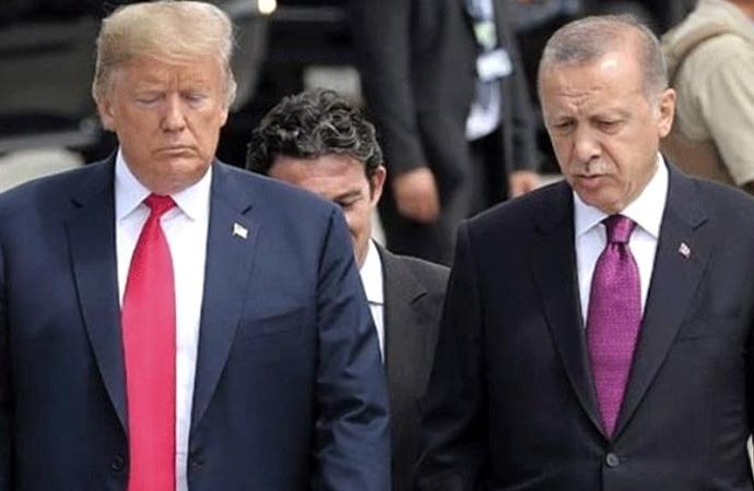 Erdoğan ile Trump telefonda görüştü: Daha etkin koordinasyon için mutabakata varıldı