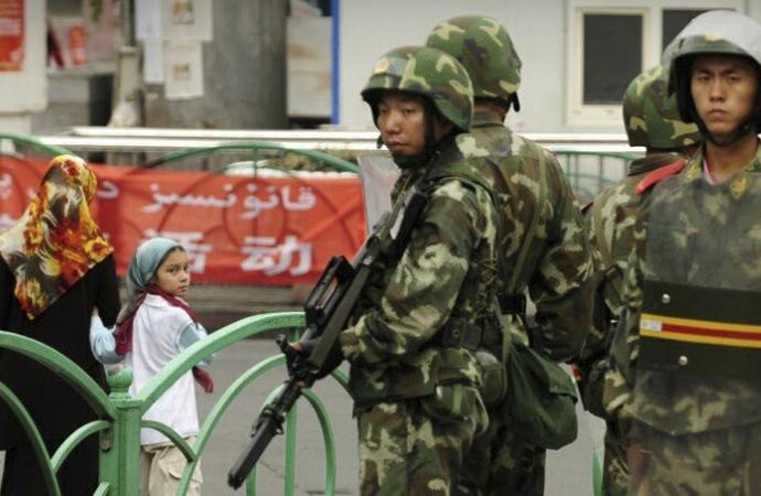 Doğu Türkistan'ın çığlığına ses verin