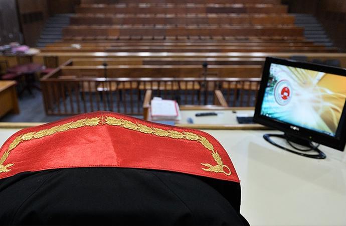 Eski Ağır Ceza Hakimine FETÖ'den 9 yıl 9 ay
