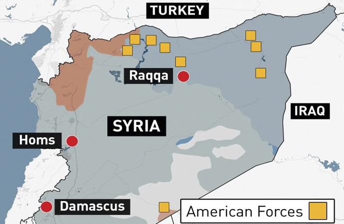 Rusya: 'ABD Çekildiği Bölgeleri Suriye Hükümetine Devretmeli'