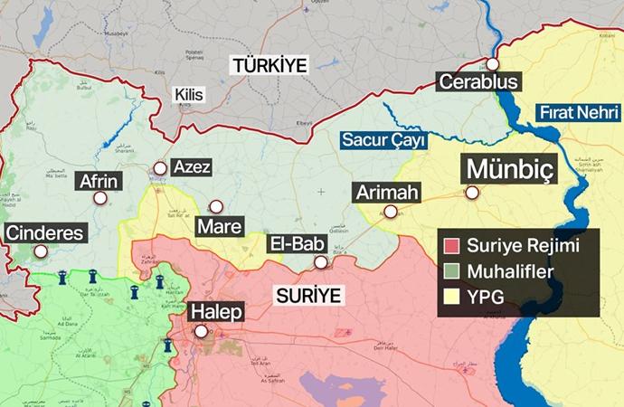 Suriye ordusunun Menbic'e girmesi ne anlama geliyor?