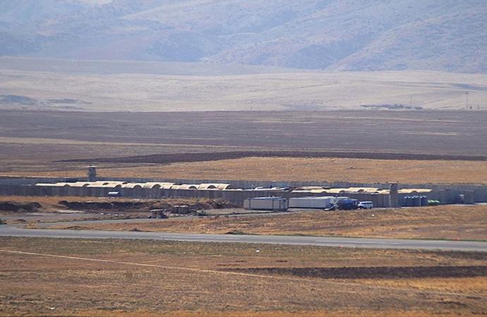 ABD, Irak'ın Erbil şehrindeki Hava Üssü'nü genişletiyor