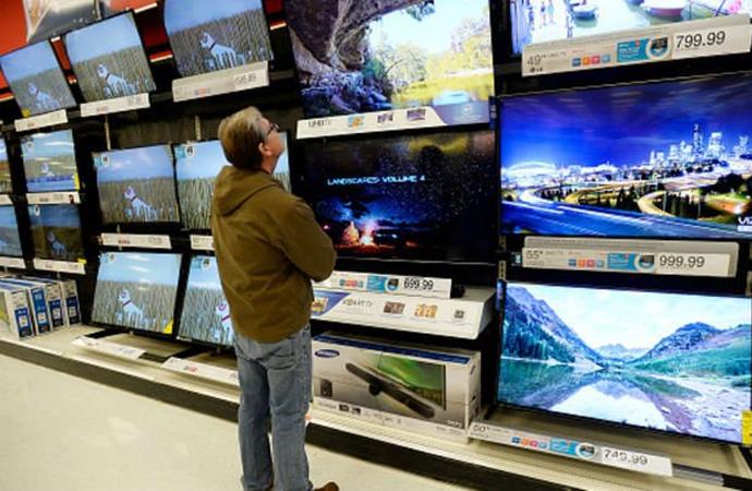 Türkiye'de geçen yıl 2,7 milyon adet televizyon satıldı