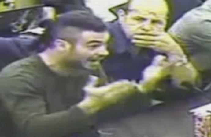 İsrail askerinin 'Ben katilim' çığlığı