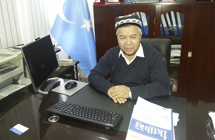 Abdulahad Abdurrahman: 'Doğu Türkistan ikinci Endülüs olma yolunda'