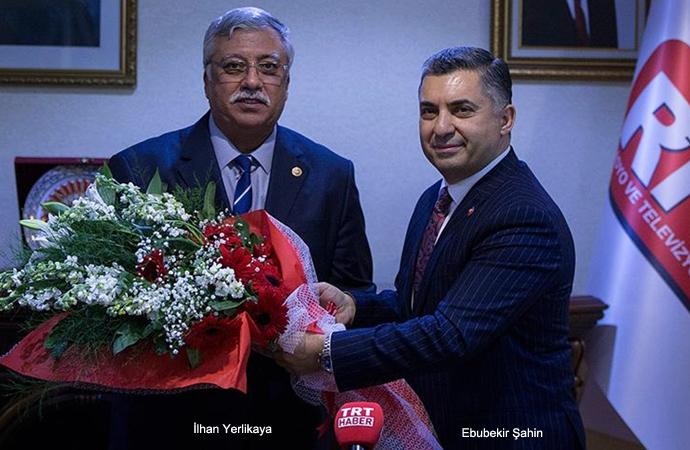 RTÜK üyelerinden Ebubekir Şahin yeni RTÜK Başkanı seçildi