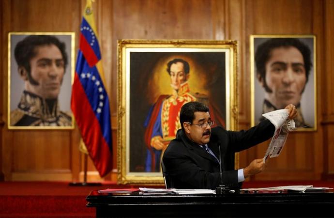 """Ne zaman """"Hepimiz Maduro"""" noktasına geldik!"""