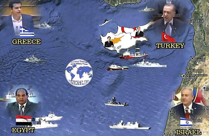 Doğu Akdeniz Gaz Forumu ya da 'çıkarlar ittifakı'